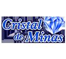 Logo Cristal de Minas, parceira do Grupo Space Informática